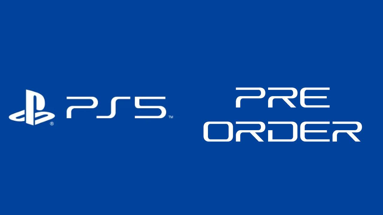 PlayStation 5 ön satış
