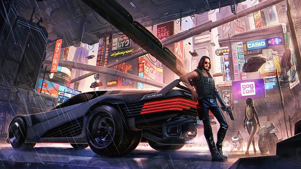 Cyberpunk 2077 fragmanı