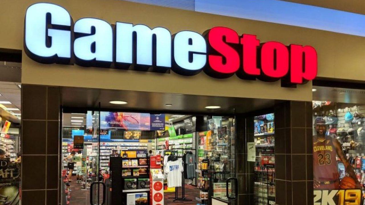 GameStop hisseleri