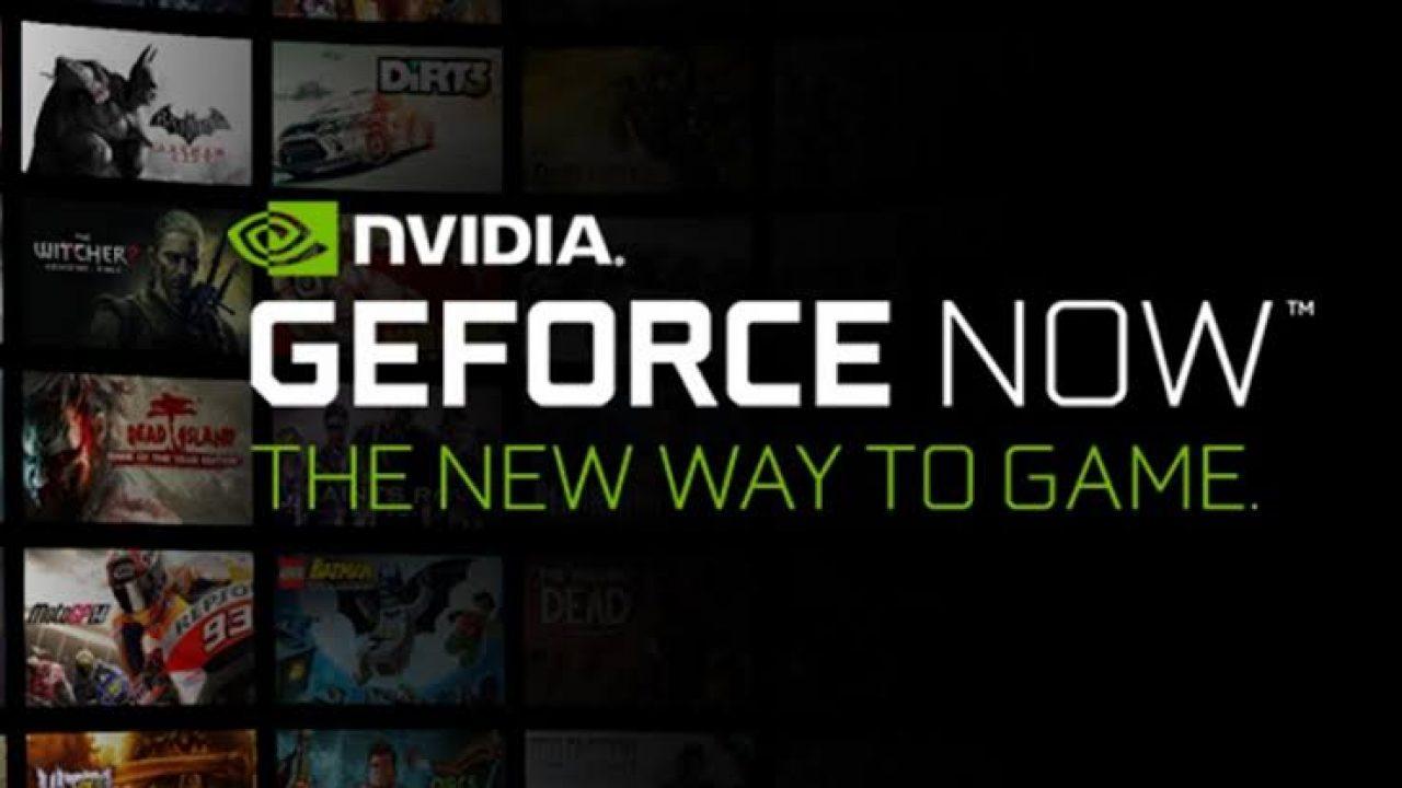 GeForce Now üyeleri