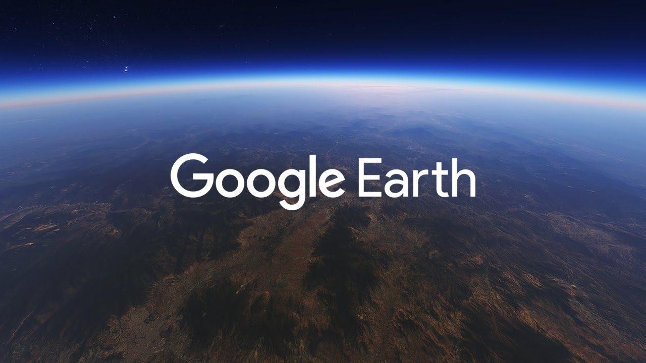 Google Earth mobil güncellemesi