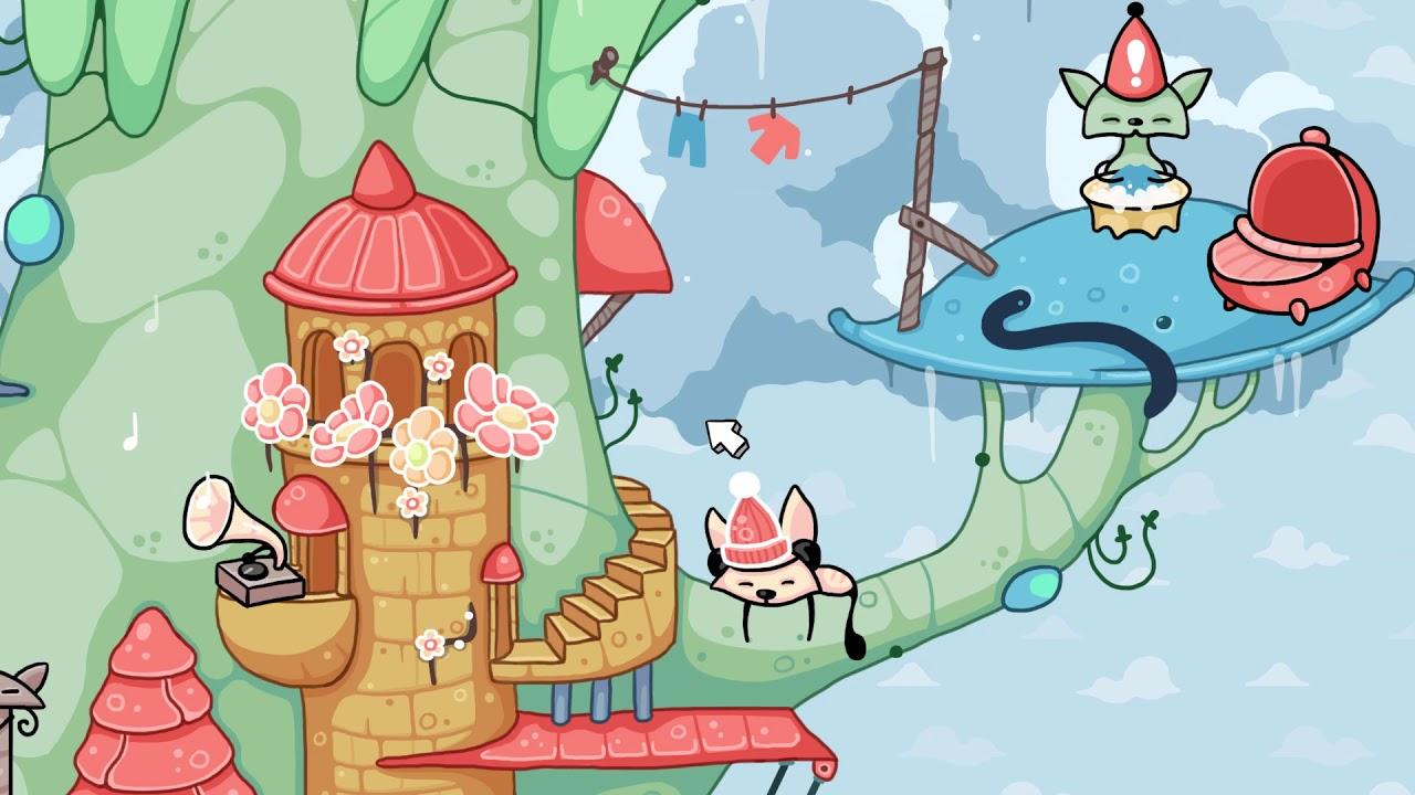 Mushroom Cats 2 ücretsiz