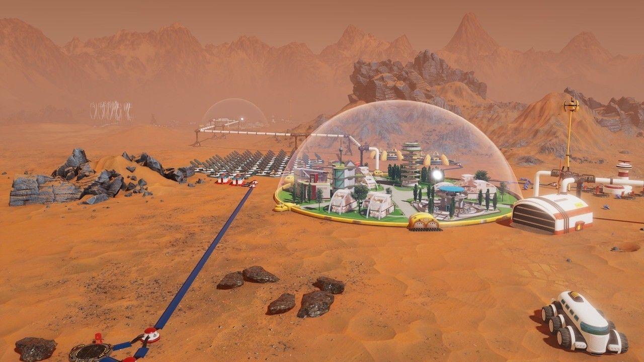Surviving Mars ücretsiz