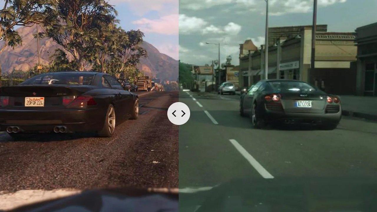 Foto gerçekçiliğinde oyun