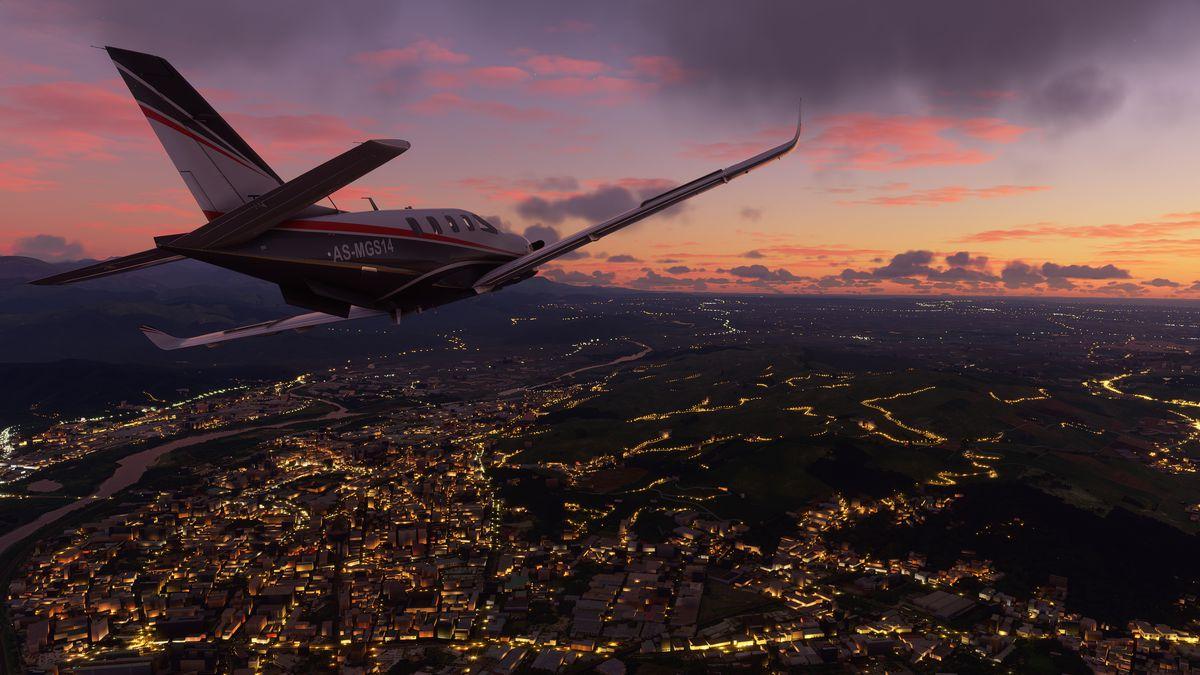 Microsoft Flight Simulator önemli güncelleme