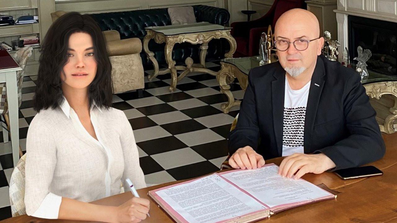 Türkiye'nin ilk robot oyuncusu