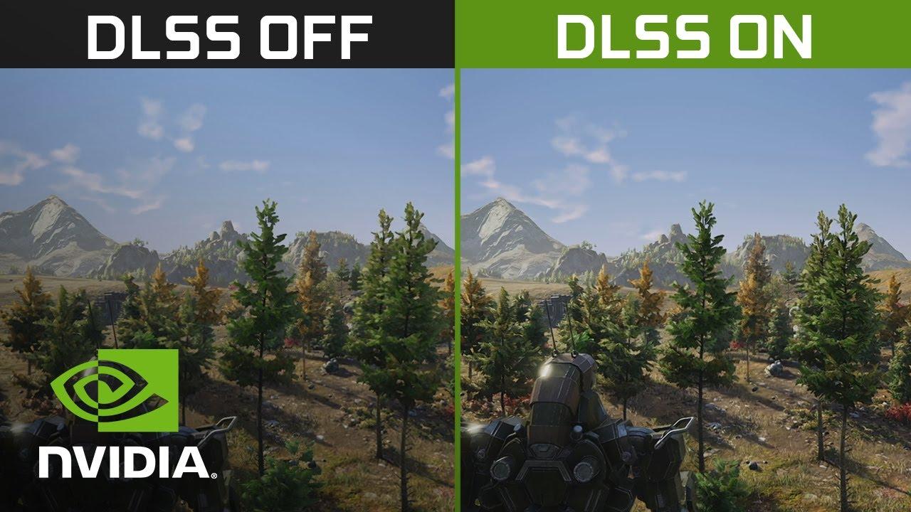 DLSS desteği