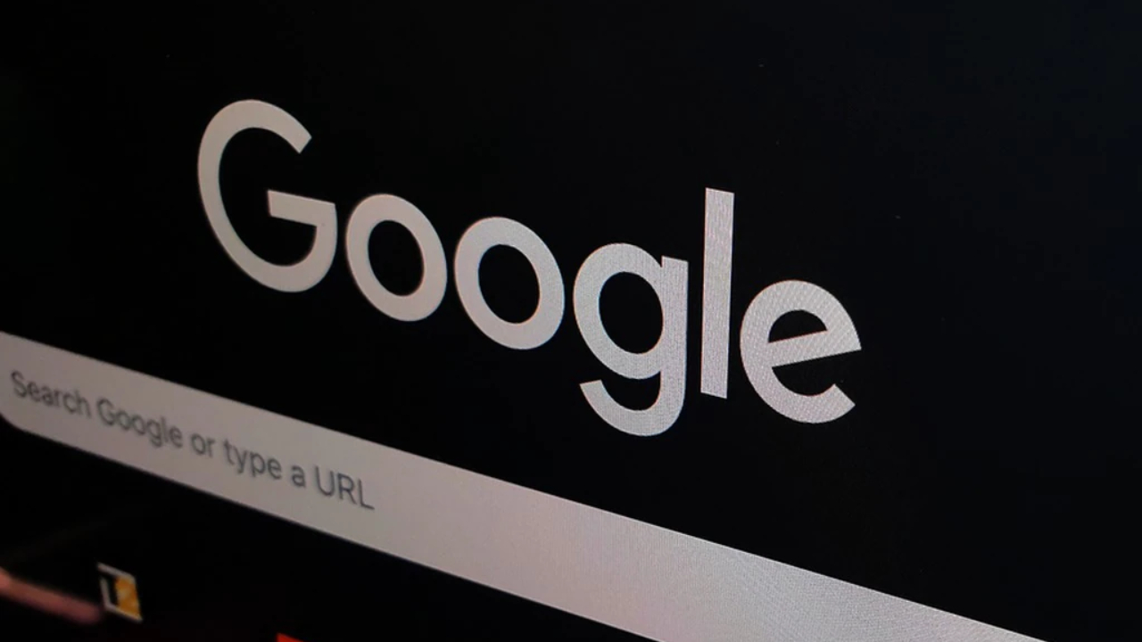 google aramalar dark mod