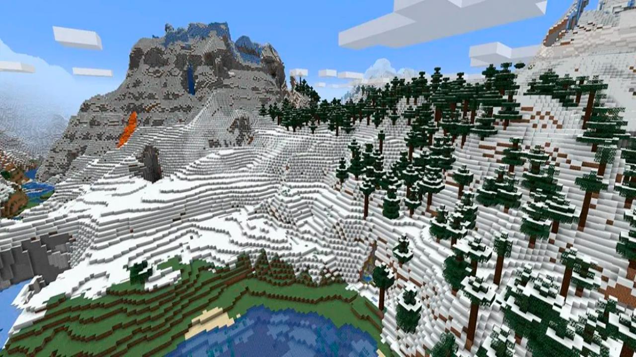 Minecraft 1.18 ön sürümü
