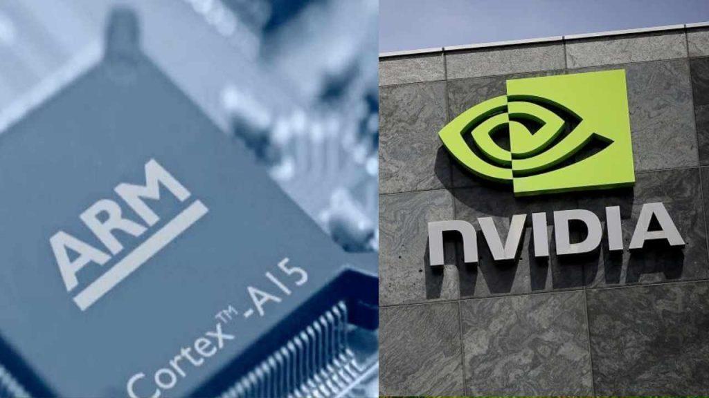 NVIDIA ARM firması