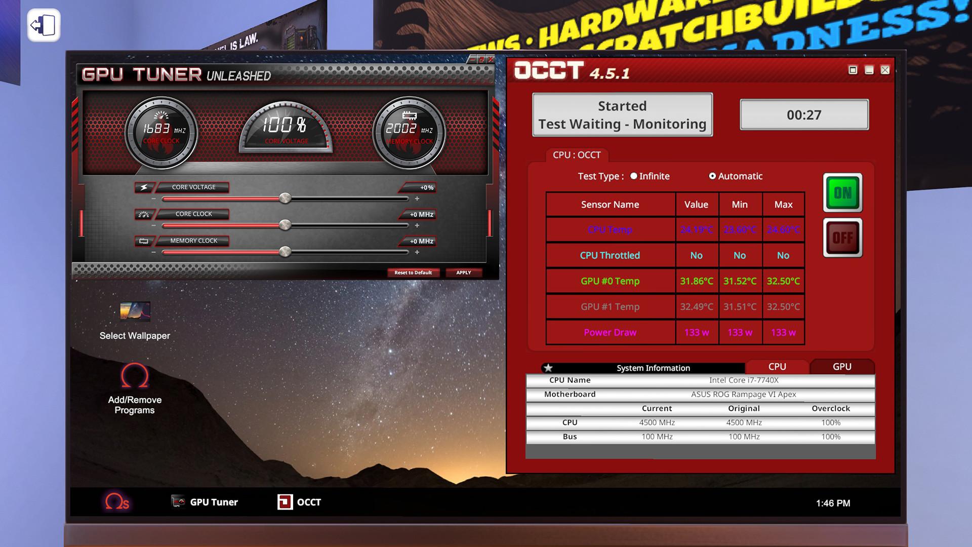 PC Building Simulator ücretsiz